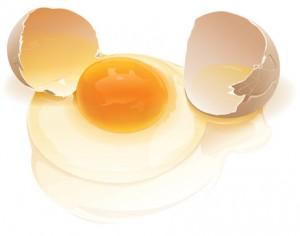 Что приготовить из белков и желтков - часть 2
