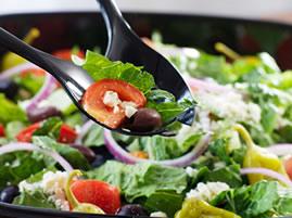 полезные салата