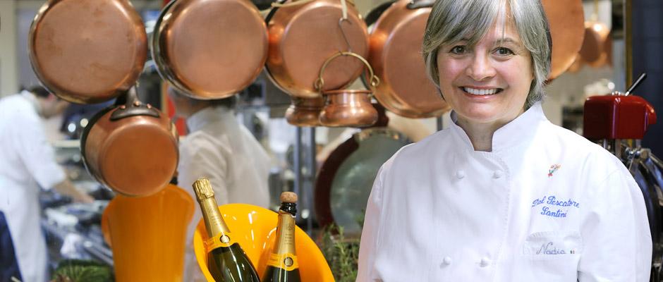 Лучший шеф-повар 2013 Надя Сантини