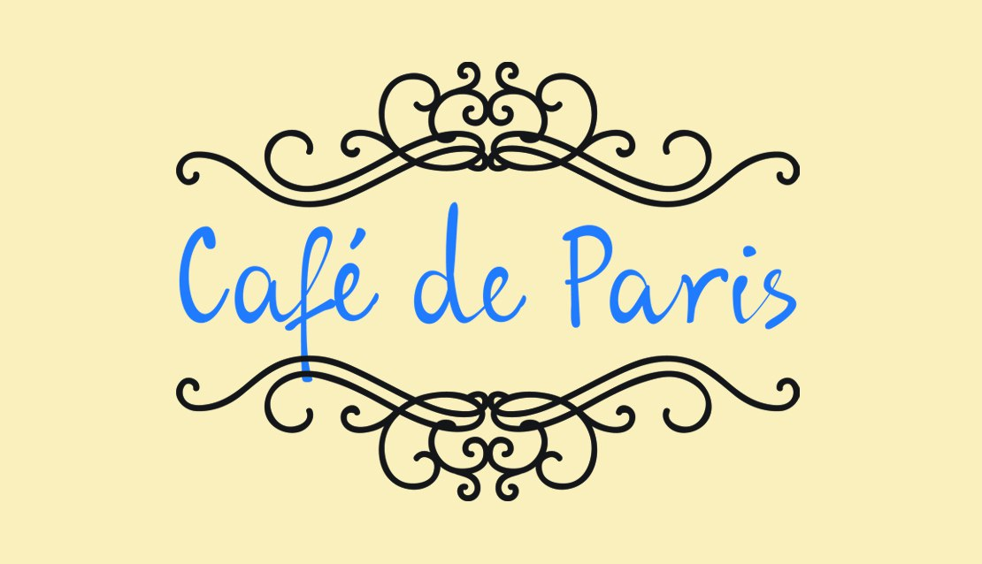 Cafe de Paris Черкассы